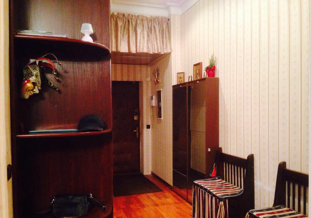Продажа двухкомнатной квартиры Москва, метро Парк Победы, Кутузовский проезд 6, цена 15300000 рублей, 2021 год объявление №262800 на megabaz.ru