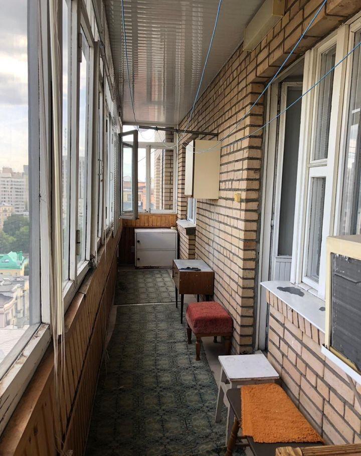 Продажа двухкомнатной квартиры Москва, метро Полянка, улица Малая Полянка 8, цена 27000000 рублей, 2021 год объявление №262927 на megabaz.ru