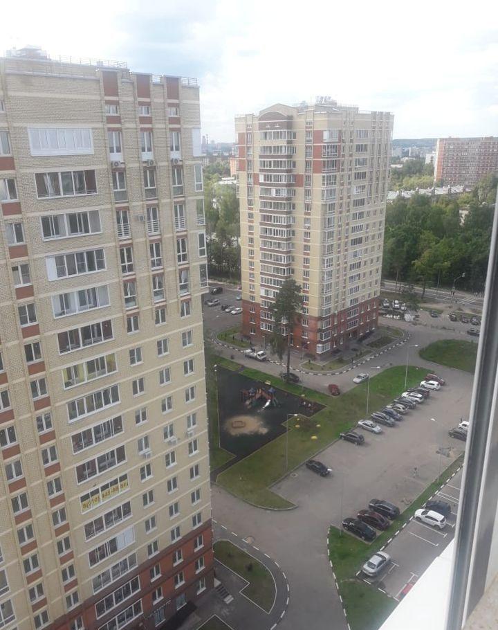 Продажа однокомнатной квартиры поселок городского типа Монино, метро Охотный ряд, цена 2700000 рублей, 2021 год объявление №263334 на megabaz.ru