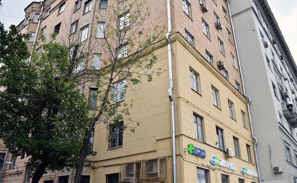 Продажа трёхкомнатной квартиры Москва, метро Баррикадная, Новинский бульвар 14, цена 13000000 рублей, 2021 год объявление №263963 на megabaz.ru