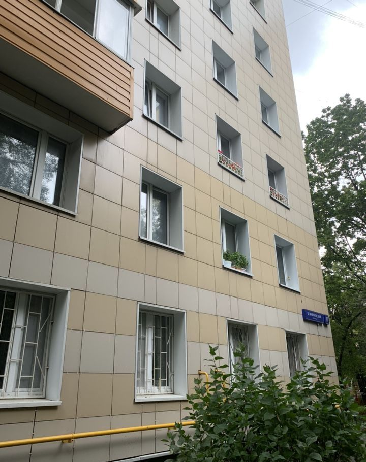 Купить однокомнатную квартиру в Москве у метро Рижская - megabaz.ru