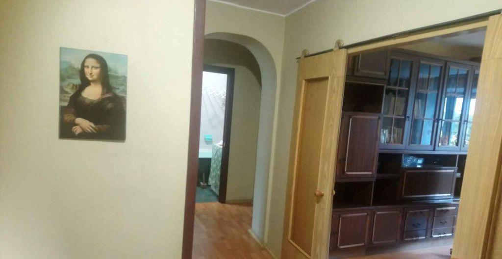 Аренда четырёхкомнатной квартиры Электросталь, Трудовая улица, цена 30000 рублей, 2021 год объявление №876564 на megabaz.ru
