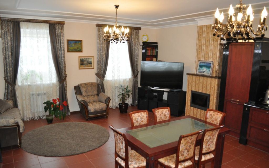 Продажа дома поселок городского типа Монино, Нагорная улица 2, цена 15500000 рублей, 2021 год объявление №264502 на megabaz.ru