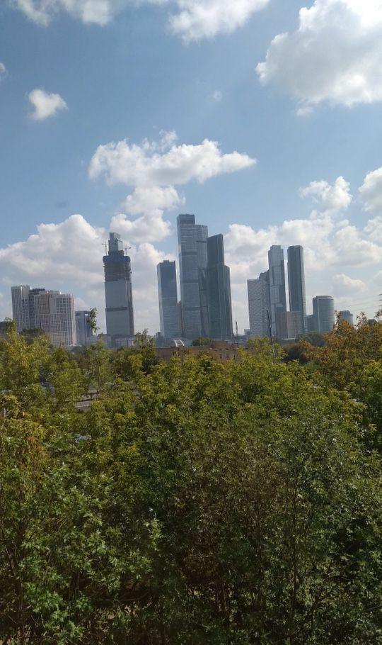 Продажа однокомнатной квартиры Москва, метро Фили, Багратионовский проезд 1с1, цена 11500000 рублей, 2021 год объявление №265972 на megabaz.ru