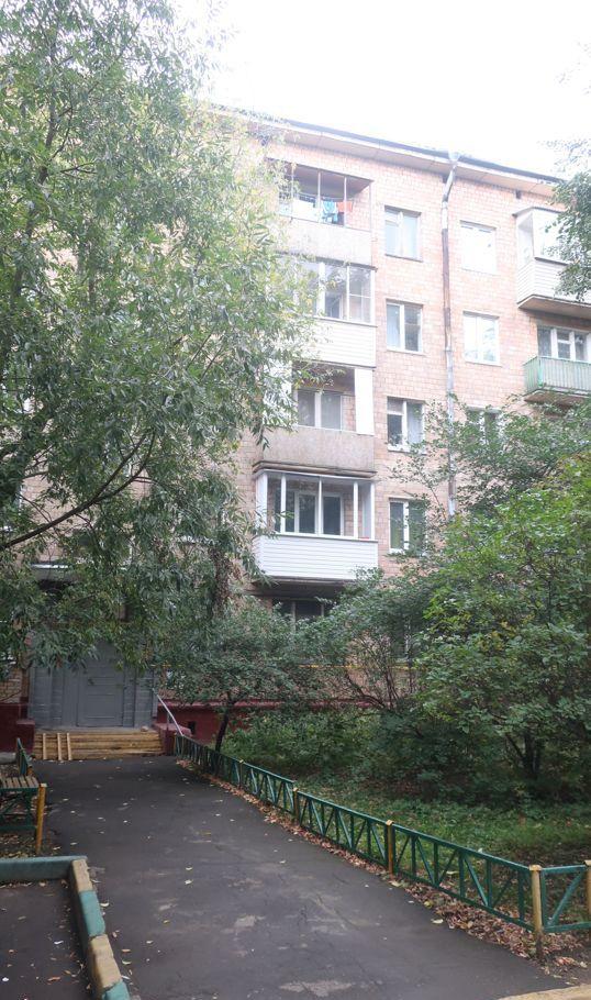 Продажа двухкомнатной квартиры Москва, метро Черкизовская, Халтуринская улица 7Ак2, цена 8450000 рублей, 2021 год объявление №266587 на megabaz.ru