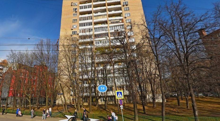 Продажа однокомнатной квартиры Москва, метро Баррикадная, Большая Грузинская улица 14, цена 14200000 рублей, 2021 год объявление №266984 на megabaz.ru