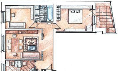 Купить трёхкомнатную квартиру в Москве у метро Бибирево - megabaz.ru
