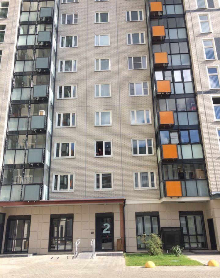 Снять однокомнатную квартиру в Москве у метро Улица Старокачаловская - megabaz.ru