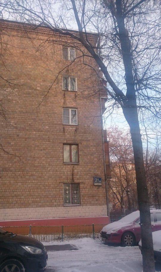 Продажа однокомнатной квартиры Москва, метро Черкизовская, Никитинская улица 21к3, цена 7850000 рублей, 2021 год объявление №268867 на megabaz.ru