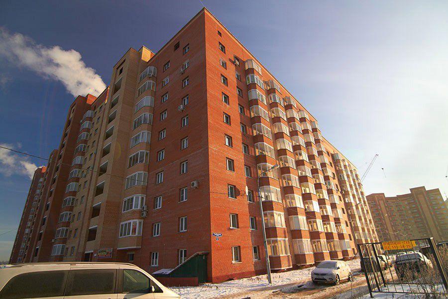 Аренда однокомнатной квартиры поселок городского типа Лесной Городок, Грибовская улица, цена 30000 рублей, 2020 год объявление №335081 на megabaz.ru