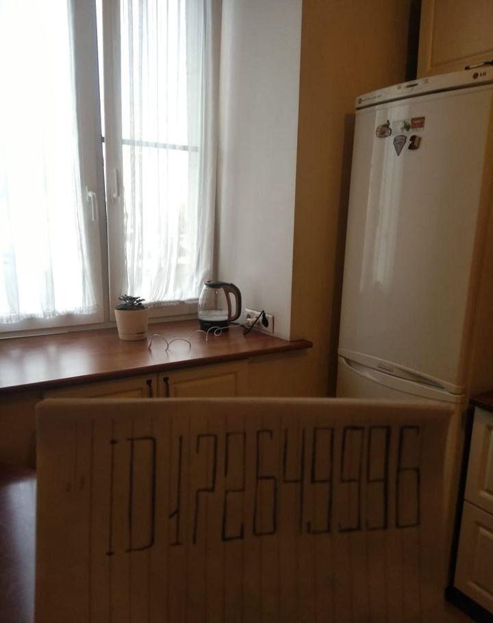 Аренда однокомнатной квартиры Москва, метро Таганская, улица Земляной Вал 41с1, цена 1700 рублей, 2021 год объявление №897359 на megabaz.ru