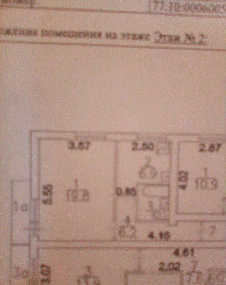 Продажа однокомнатной квартиры Зеленоград, цена 5500000 рублей, 2020 год объявление №271533 на megabaz.ru