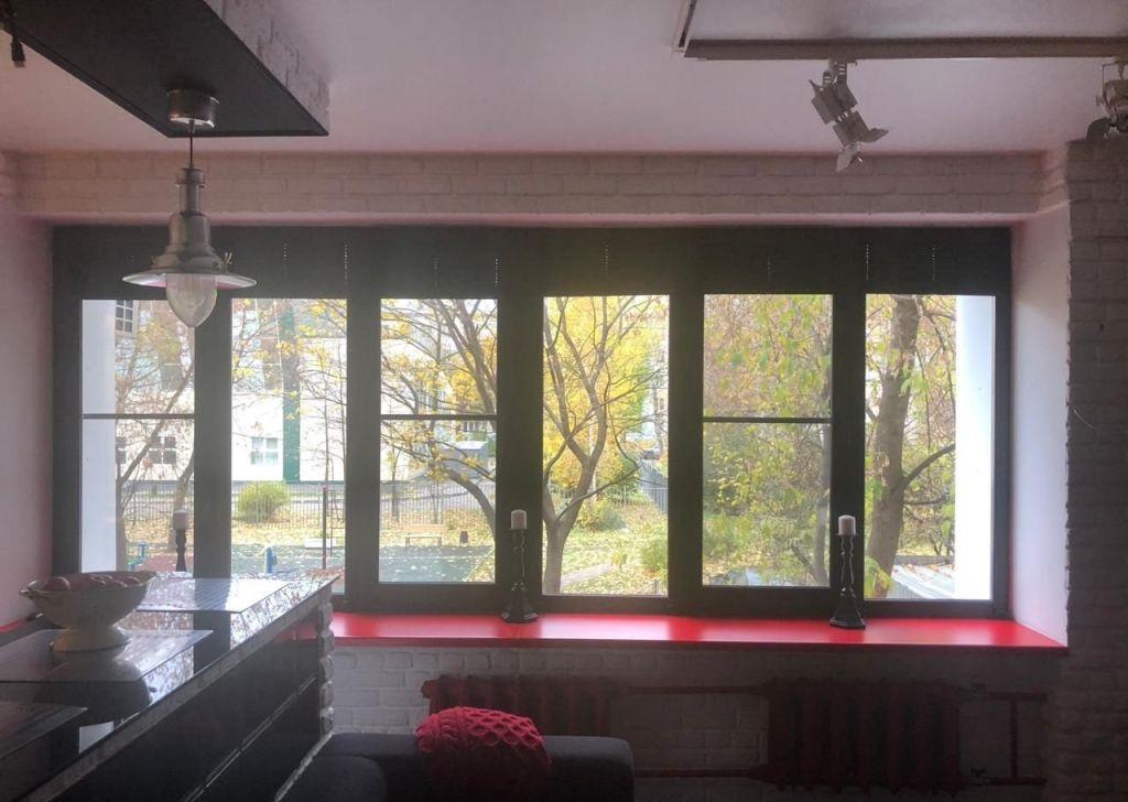 Купить трёхкомнатную квартиру в Москве у метро Рижская - megabaz.ru