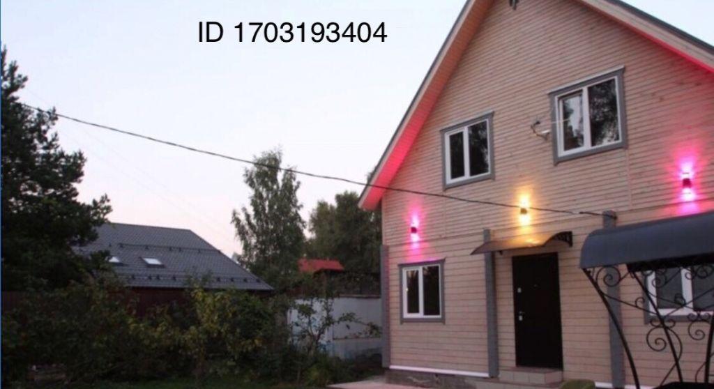 Аренда дома Черноголовка, Соединительная улица, цена 7500 рублей, 2021 год объявление №899150 на megabaz.ru