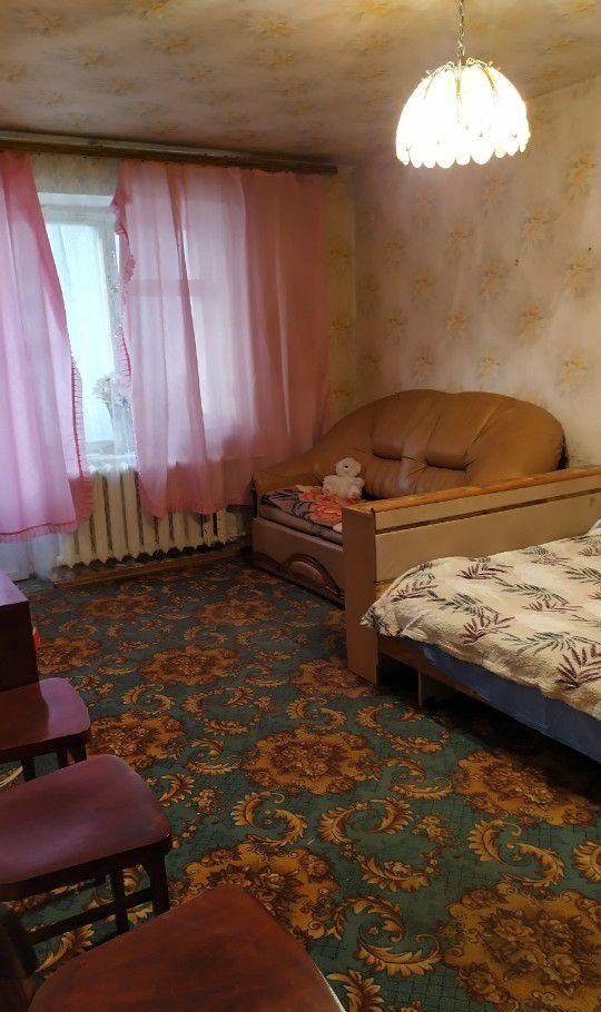 Продажа однокомнатной квартиры поселок городского типа Большие Дворы, Спортивная улица 17, цена 1500000 рублей, 2021 год объявление №272894 на megabaz.ru