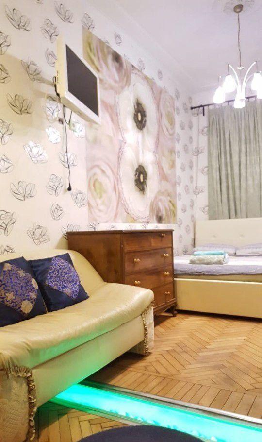 Аренда двухкомнатной квартиры Москва, метро Таганская, Народная улица, цена 72000 рублей, 2021 год объявление №899793 на megabaz.ru
