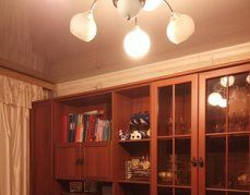 Продажа двухкомнатной квартиры поселок Глебовский, Октябрьская улица 60А, цена 2000000 рублей, 2021 год объявление №273726 на megabaz.ru