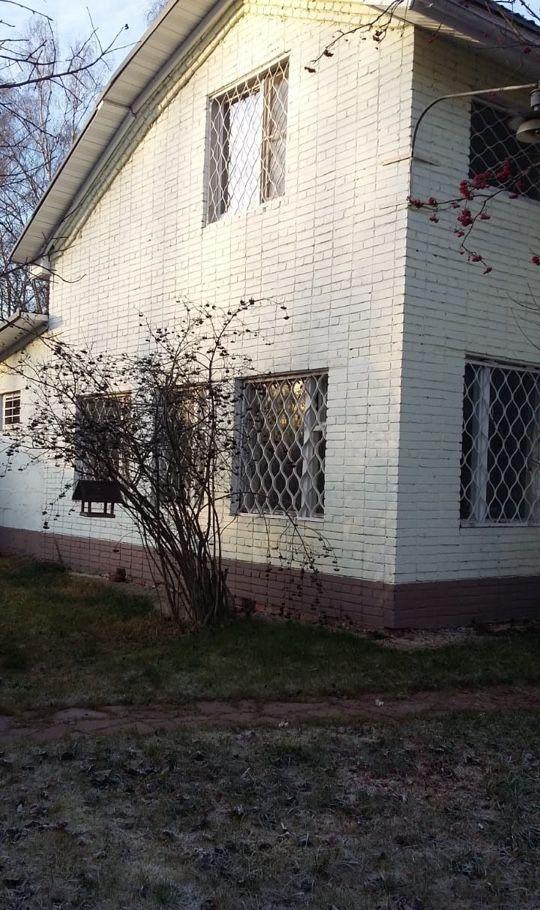 Продажа дома поселок городского типа Загорянский, улица Калинина 89, цена 7500000 рублей, 2021 год объявление №273485 на megabaz.ru