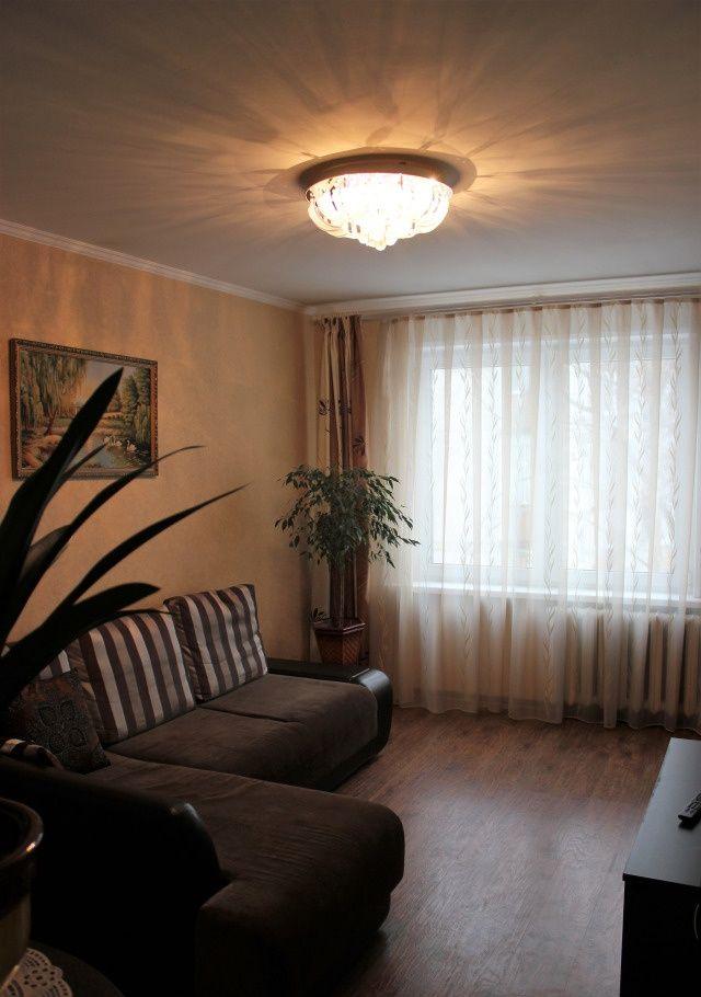 Продажа трёхкомнатной квартиры поселок городского типа Монино, Комсомольская улица 1А, цена 3700000 рублей, 2021 год объявление №273814 на megabaz.ru