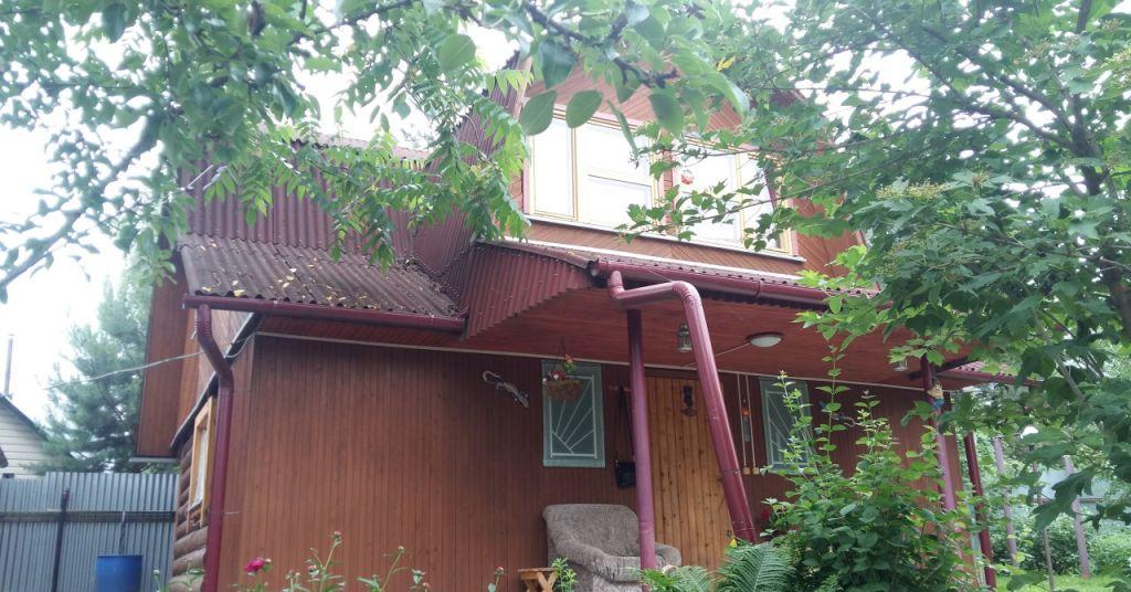 Продажа дома деревня Чёрная, Липовая улица, цена 9850000 рублей, 2021 год объявление №274008 на megabaz.ru