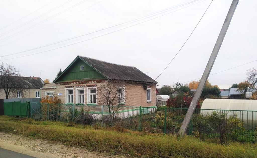 Продажа дома поселок городского типа Большие Дворы, проезд Дзержинского, цена 3900000 рублей, 2021 год объявление №274874 на megabaz.ru