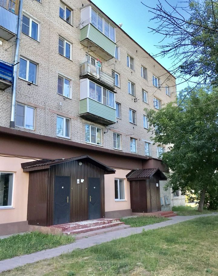 Продажа студии поселок городского типа Большие Дворы, улица Крупской 14, цена 1264800 рублей, 2021 год объявление №276535 на megabaz.ru
