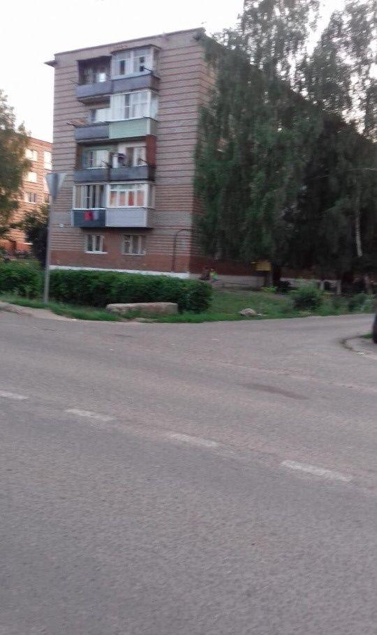 Продажа трёхкомнатной квартиры деревня Тарасково, Комсомольская улица 18, цена 2500000 рублей, 2021 год объявление №277427 на megabaz.ru