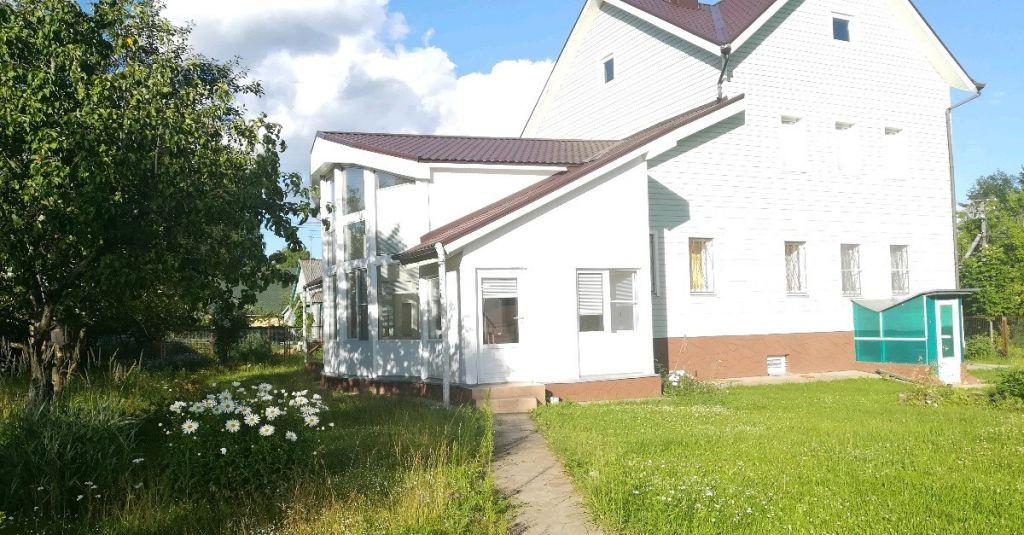 Продажа дома деревня Исаково, цена 9900000 рублей, 2021 год объявление №277860 на megabaz.ru