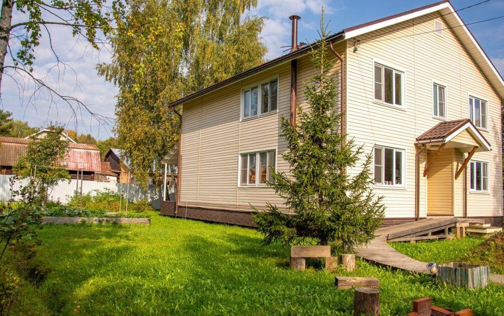 Продажа дома дачный посёлок Ашукино, Речная улица, цена 8500000 рублей, 2021 год объявление №278255 на megabaz.ru