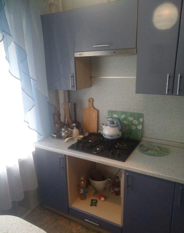 Аренда однокомнатной квартиры Пересвет, Комсомольская улица 8, цена 1500 рублей, 2021 год объявление №905599 на megabaz.ru