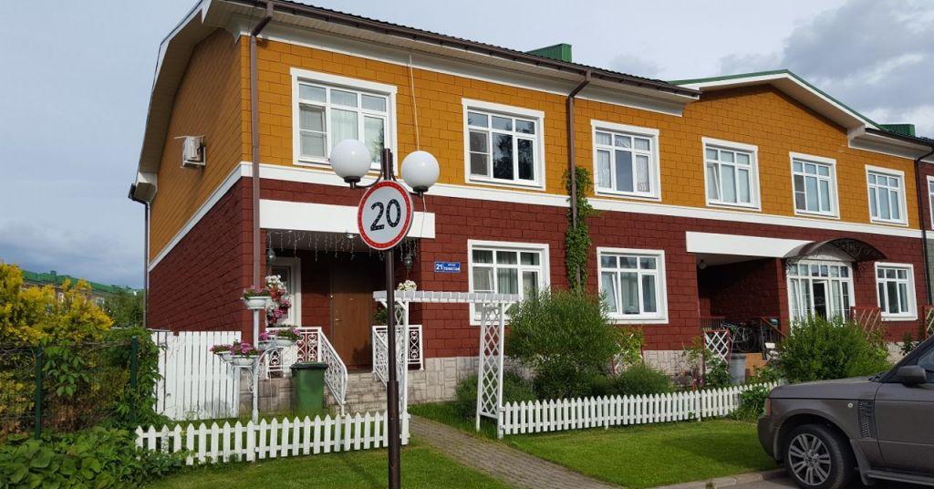 Продажа дома село Озерецкое, Тенистая улица 21/1, цена 14700000 рублей, 2021 год объявление №280126 на megabaz.ru