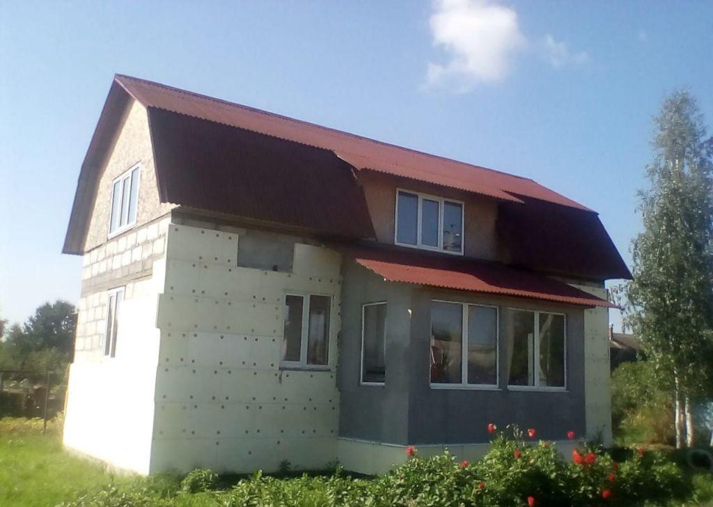 Продажа дома деревня Исаково, цена 2000000 рублей, 2021 год объявление №281708 на megabaz.ru