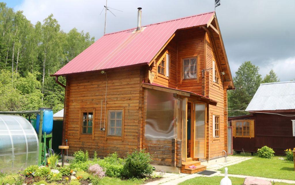 Продажа дома СНТ Луч, цена 1800000 рублей, 2021 год объявление №282048 на megabaz.ru