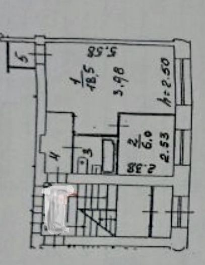 Продажа однокомнатной квартиры Королёв, Пионерская улица 14, цена 3600000 рублей, 2021 год объявление №281820 на megabaz.ru