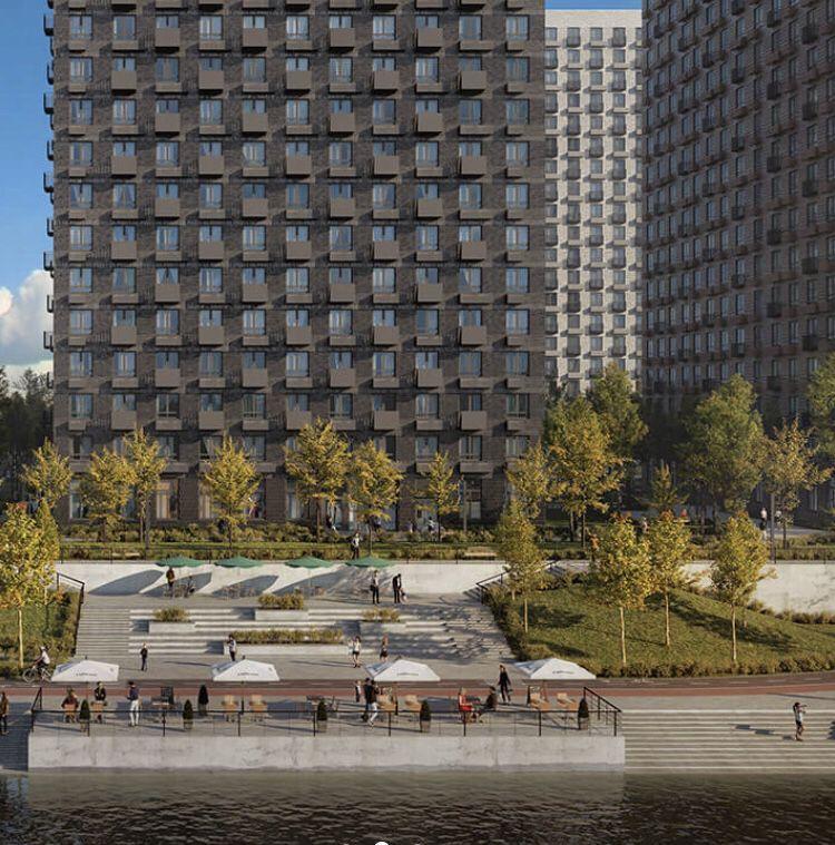 Продажа однокомнатной квартиры Москва, метро Фили, цена 12800000 рублей, 2021 год объявление №283981 на megabaz.ru