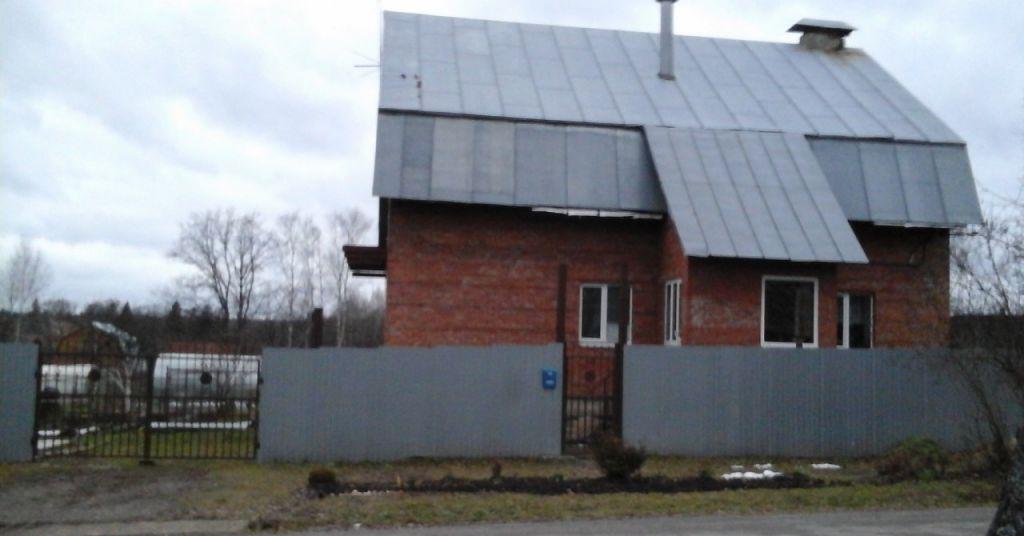 Продажа дома дачный посёлок Ашукино, улица Лермонтова, цена 6300000 рублей, 2021 год объявление №284659 на megabaz.ru