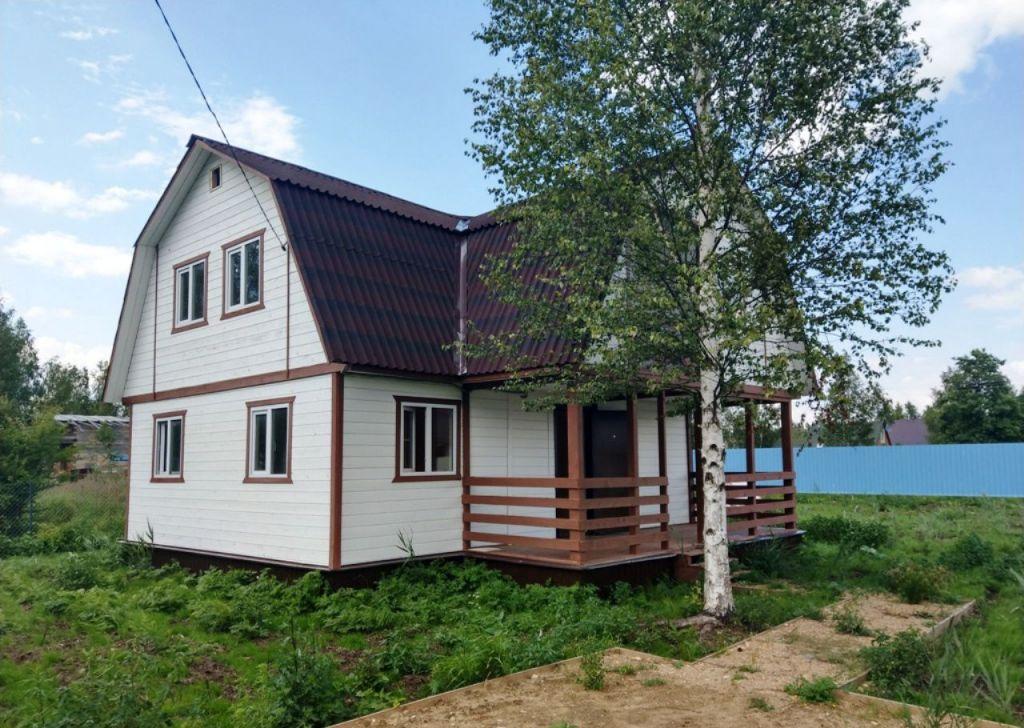 Продажа дома деревня Бельское, цена 1390000 рублей, 2021 год объявление №285170 на megabaz.ru