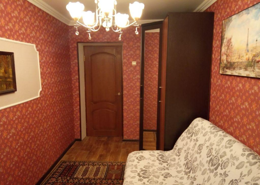 Продажа трёхкомнатной квартиры поселок городского типа Монино, Авиационная улица 4, цена 4600000 рублей, 2021 год объявление №285071 на megabaz.ru