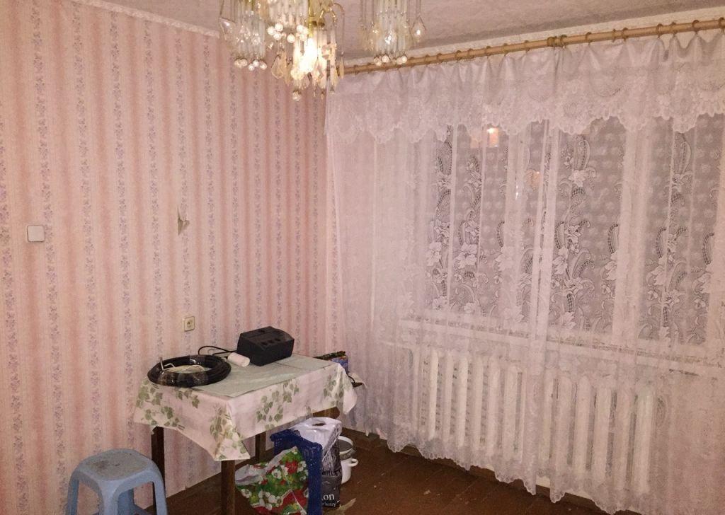 Продажа двухкомнатной квартиры село Константиново, Октябрьская улица 9, цена 1200000 рублей, 2021 год объявление №286550 на megabaz.ru
