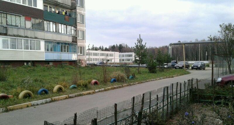 Продажа однокомнатной квартиры деревня Никулино, цена 1200000 рублей, 2021 год объявление №286595 на megabaz.ru