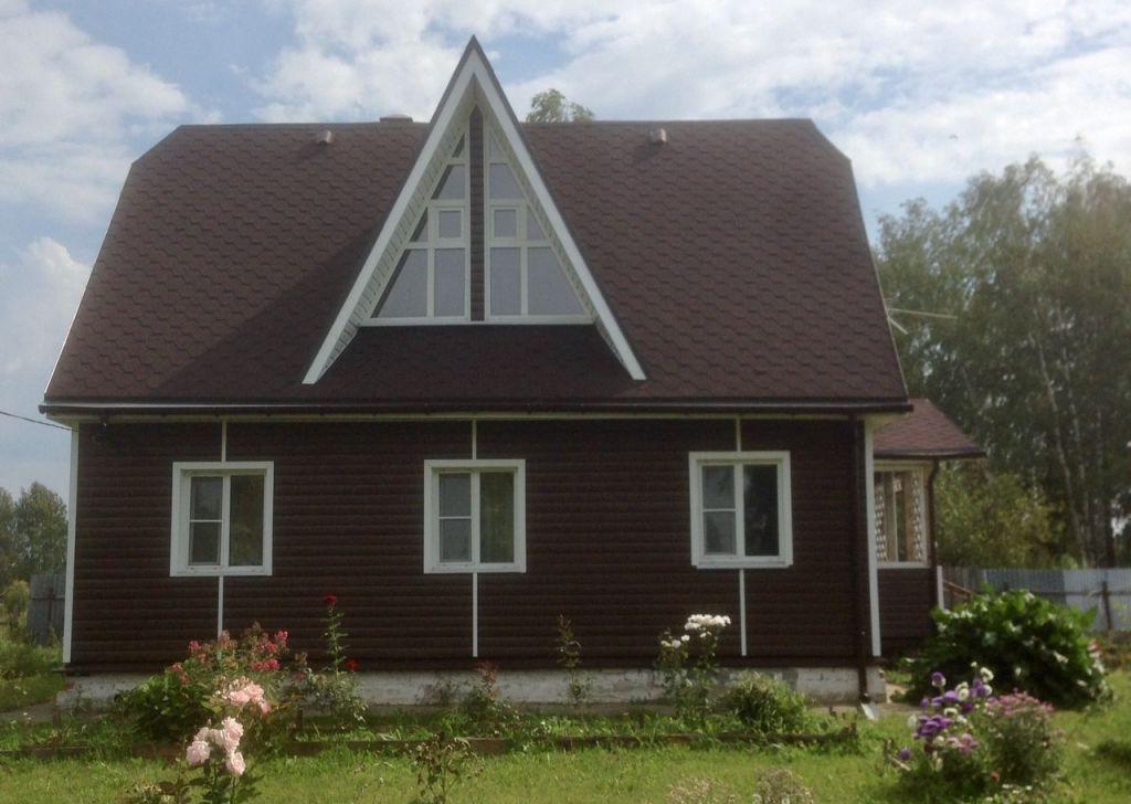 Продажа дома село Покровское, цена 3850000 рублей, 2021 год объявление №286740 на megabaz.ru
