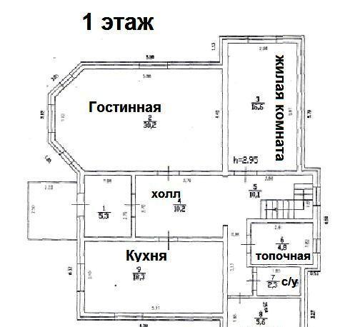 Продажа дома село Рождествено, Дачная улица 50, цена 13250000 рублей, 2021 год объявление №286890 на megabaz.ru
