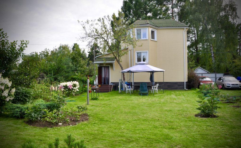 Продажа дома поселок городского типа Монино, улица 2-я Линия 133, цена 5500000 рублей, 2021 год объявление №286900 на megabaz.ru