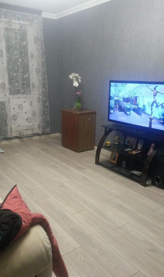 Продажа двухкомнатной квартиры рабочий посёлок Селятино, Клубная улица 17, цена 5500000 рублей, 2021 год объявление №290667 на megabaz.ru
