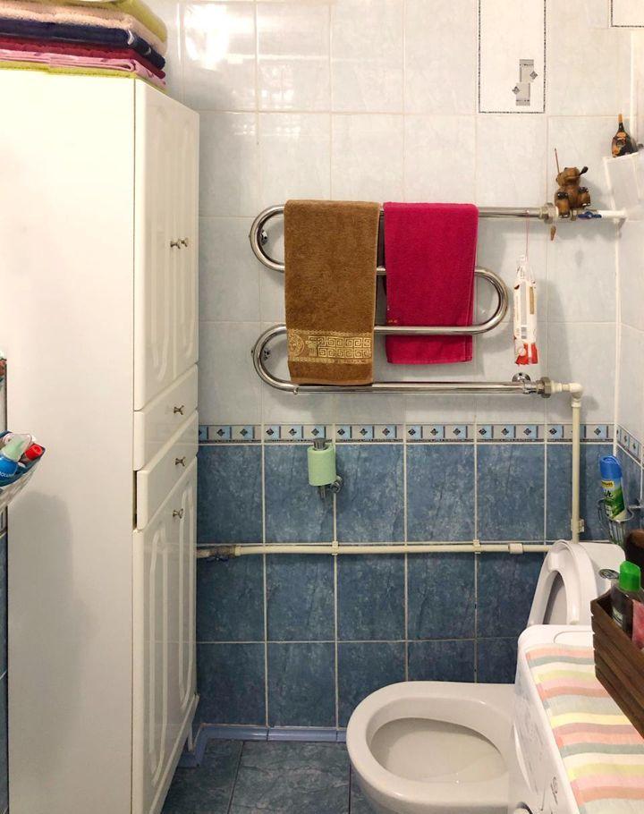 Продажа двухкомнатной квартиры рабочий посёлок Селятино, Клубная улица 18, цена 4400000 рублей, 2021 год объявление №290220 на megabaz.ru