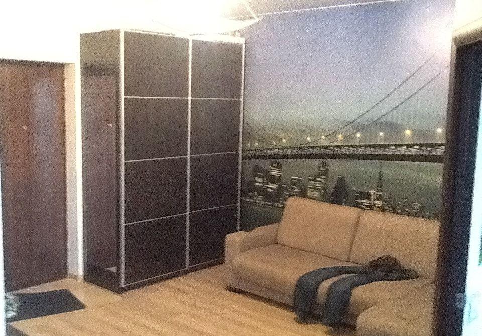 Аренда однокомнатной квартиры поселок Аничково, цена 16000 рублей, 2021 год объявление №914028 на megabaz.ru