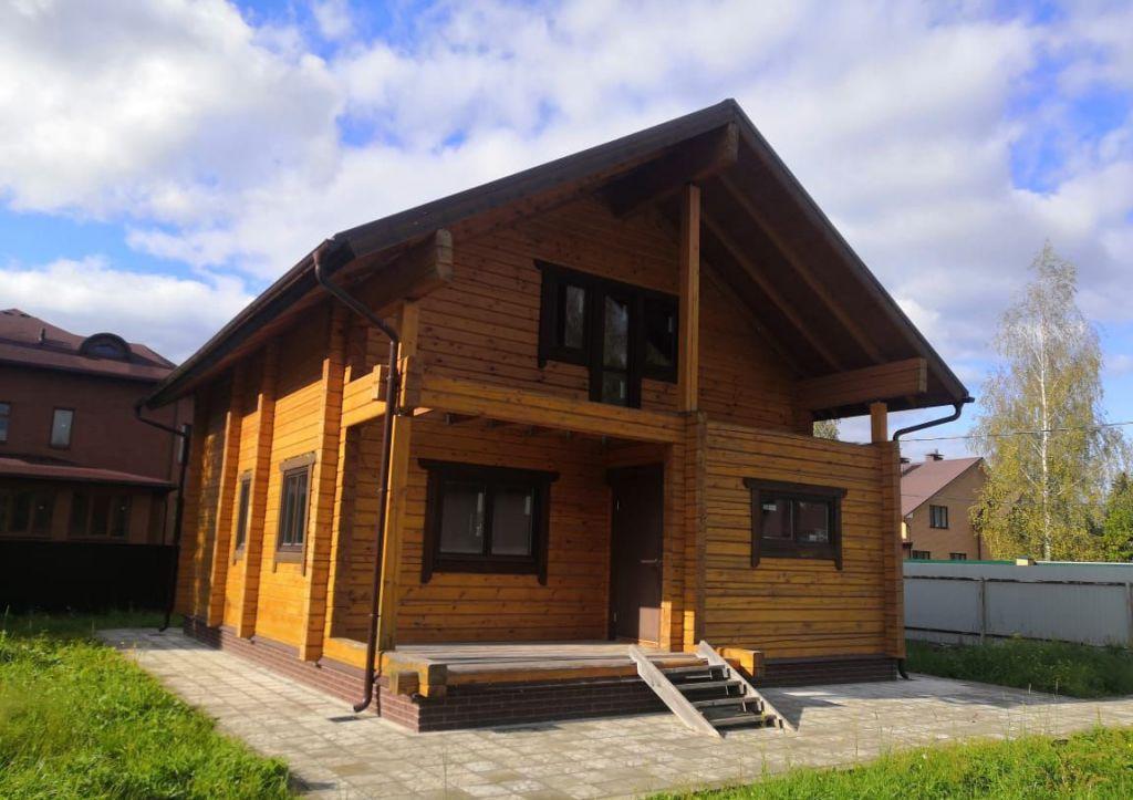 Продажа дома поселок Глебовский, цена 9800000 рублей, 2021 год объявление №291365 на megabaz.ru