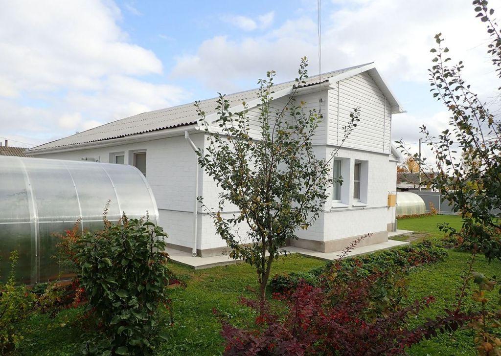 Продажа дома деревня Сивково, 2-я Восточная улица, цена 3400000 рублей, 2021 год объявление №294074 на megabaz.ru