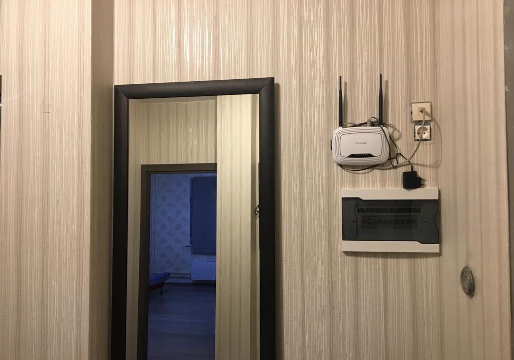 Аренда однокомнатной квартиры поселок Аничково, цена 15000 рублей, 2021 год объявление №917981 на megabaz.ru