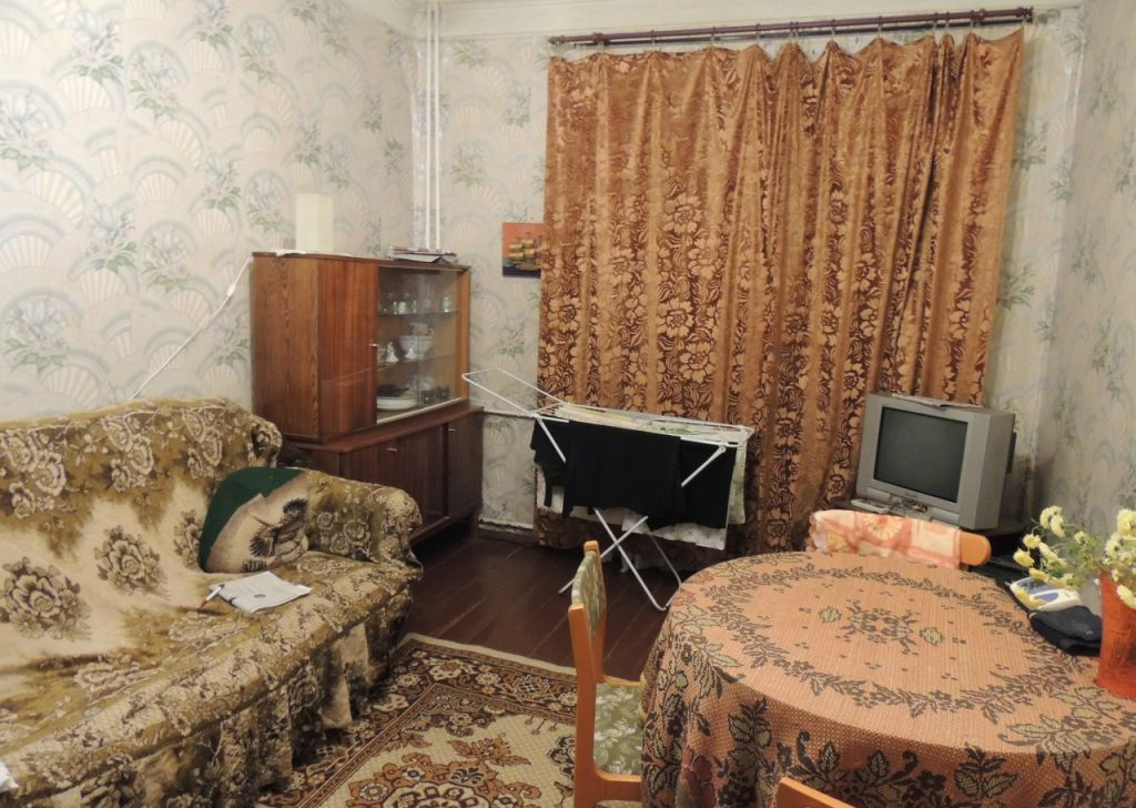 Продажа двухкомнатной квартиры поселок городского типа Большие Дворы, Спортивная улица 4, цена 1750000 рублей, 2021 год объявление №297221 на megabaz.ru